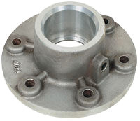 FLANGED BEARING OPEN