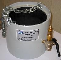 KCP Náhradní díly - Vnější uzávěr potrubí