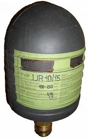 KCP Náhradní díly - Vnitřní bezpečnostní uzávěr VBU15